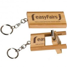 2GM Bamboo Flash Drive Flip Style